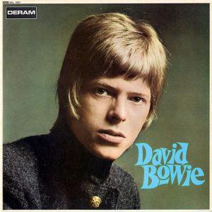 Il primo disco di David Bowie, foto: legacy.davidbowie.com