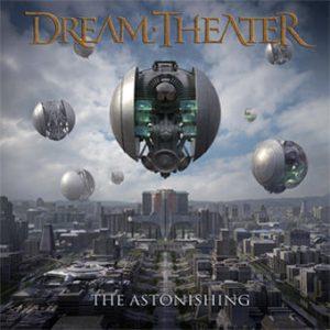 """La copertina dell'album di """"The Astonishing"""" dei Dream Theater, con storia ideata da John Petrucci e Jordan Rudess"""