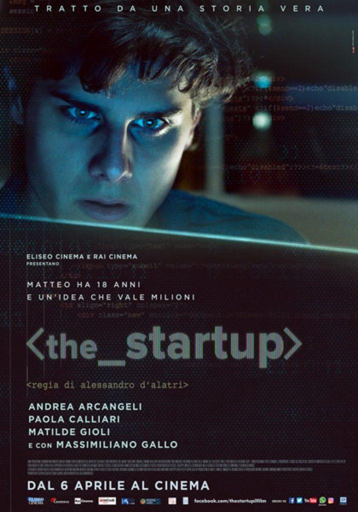 Locandina the startup