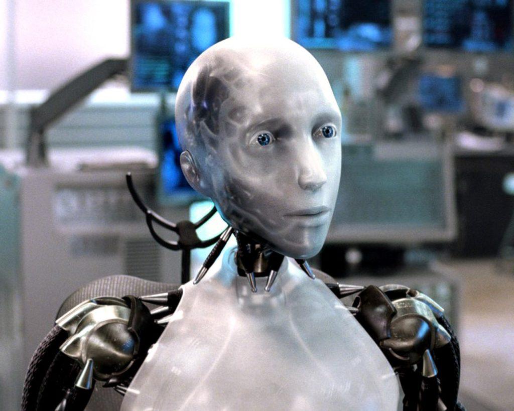 ucronie e distopie: io robot