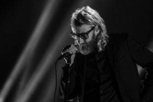 I The National in concerto.