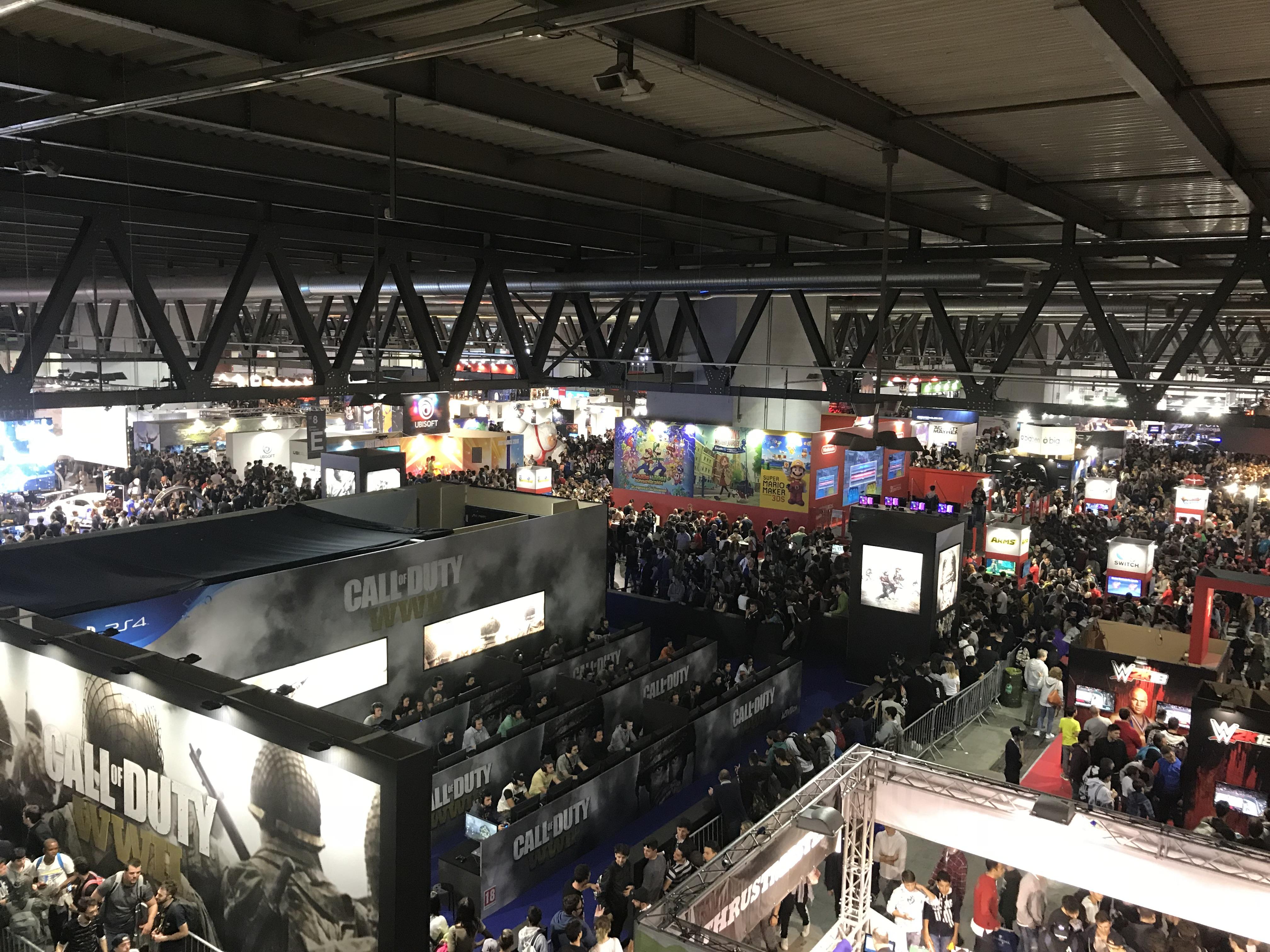 GamesWeek 2017