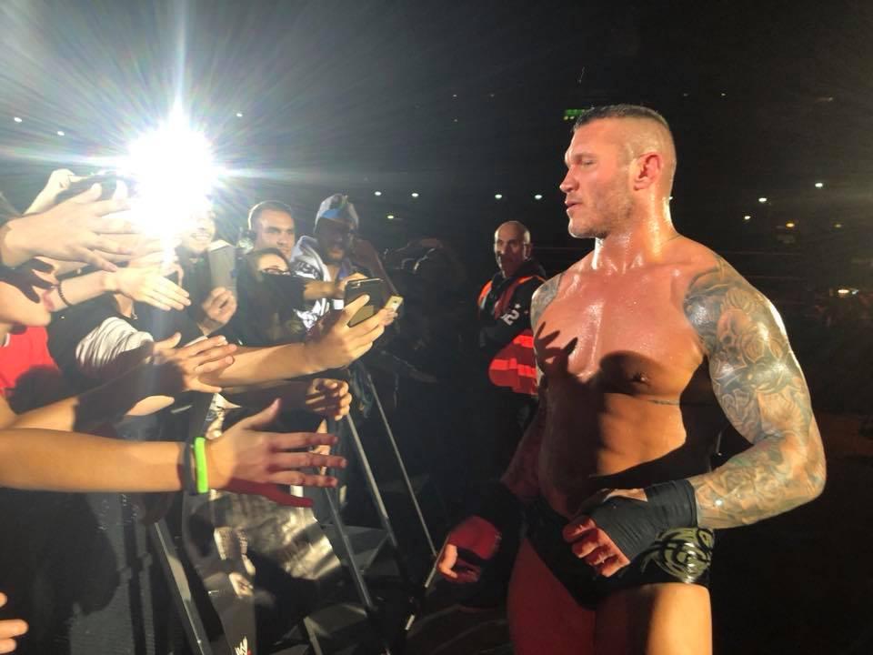 WWE Live Orton