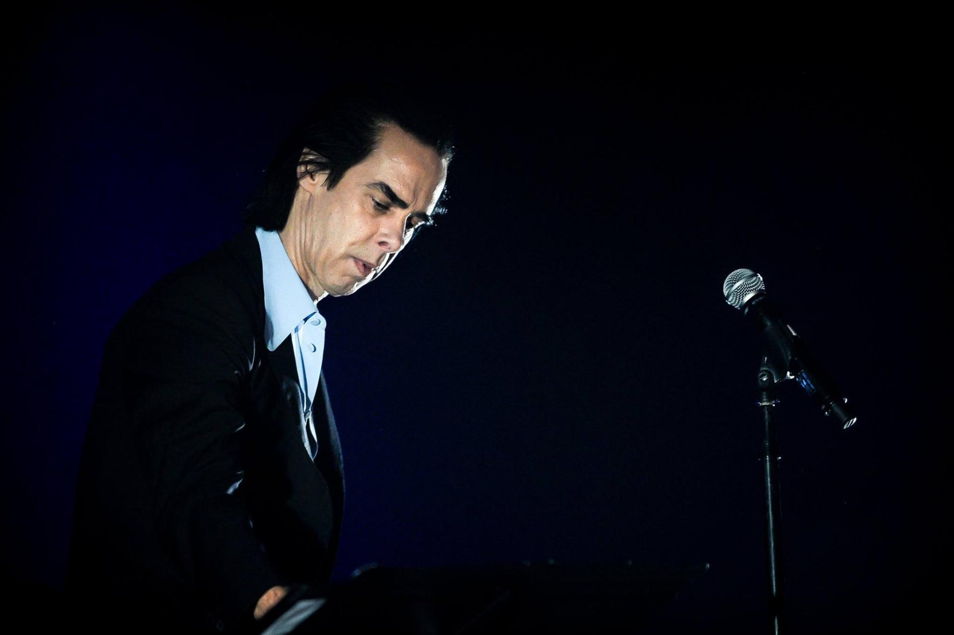 Nick Cave Skeleton Tree tour