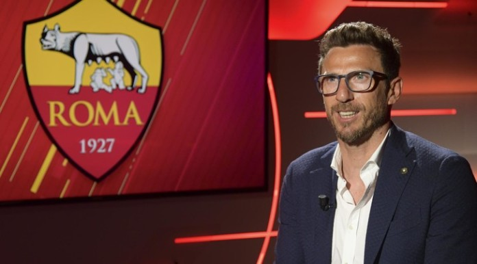 Eusebio Di Francesco. Foto: Getty Images