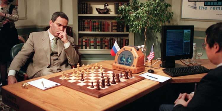 I.A. Kasparov Deep Blue