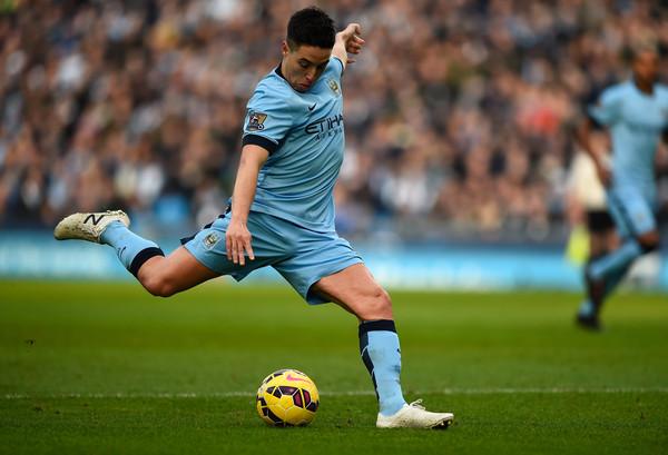 Nasri, Manchester City