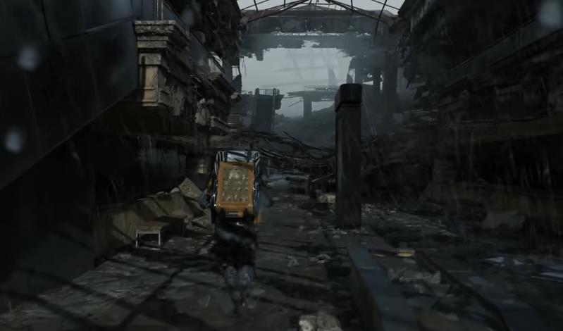 E3 2018 Sony Death Stranding