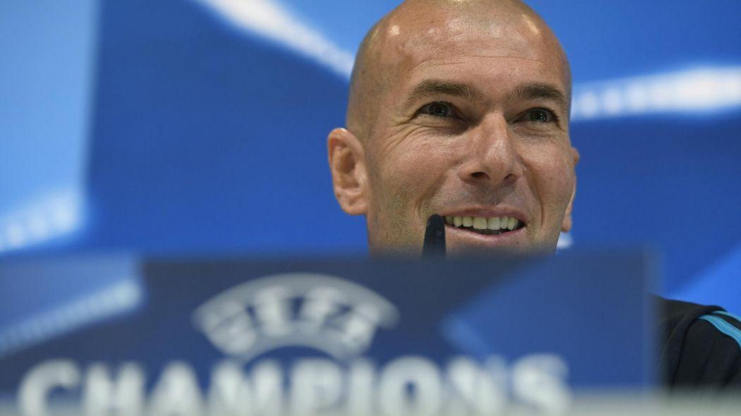 Real Madrid Zidane