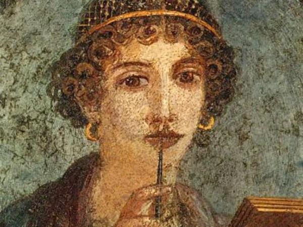 fanciulla romana