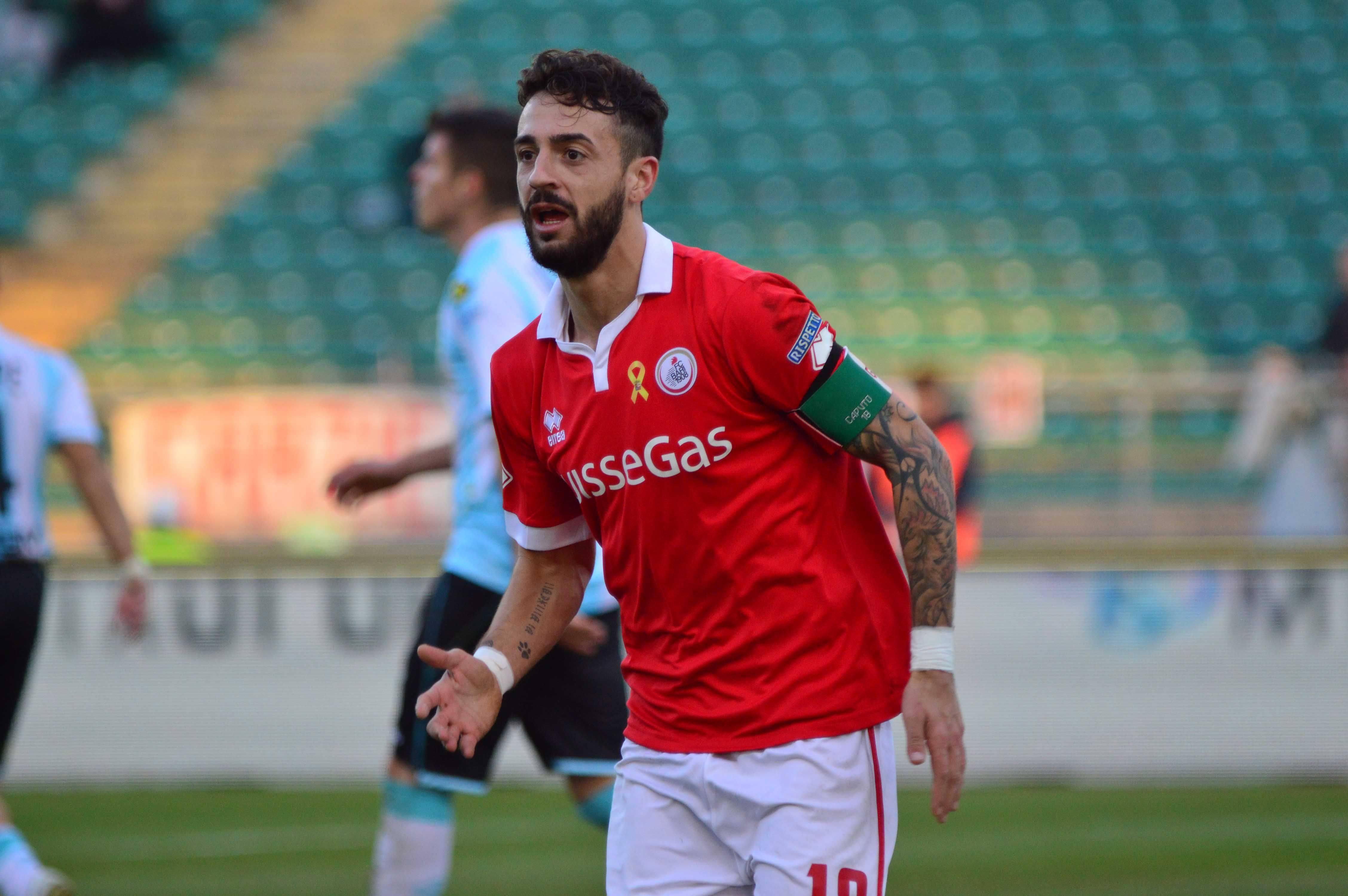 Francesco Caputo destino gol