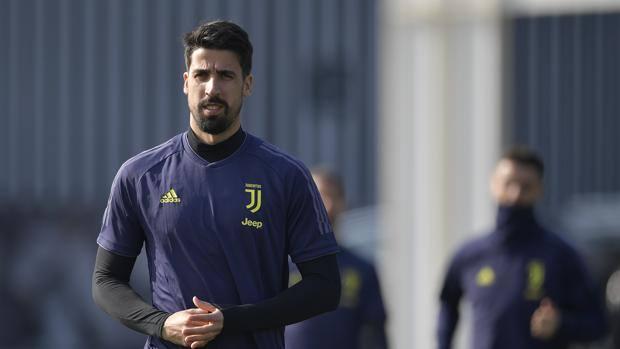 Sami Khedira, il centrocampista della Juventus si è sottoposto a un intervento di ablazione per guarire da un'artimia cardiaca. Foto: Getty.