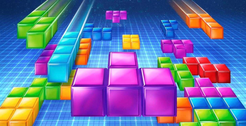 tetris banner