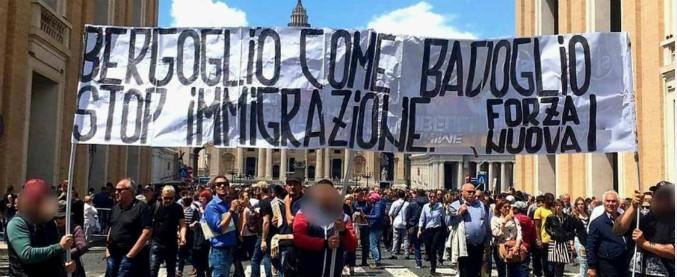 Spostandosi a sinistra per le elezioni europee, Di Maio ha anche difeso Bergoglio dalle critiche