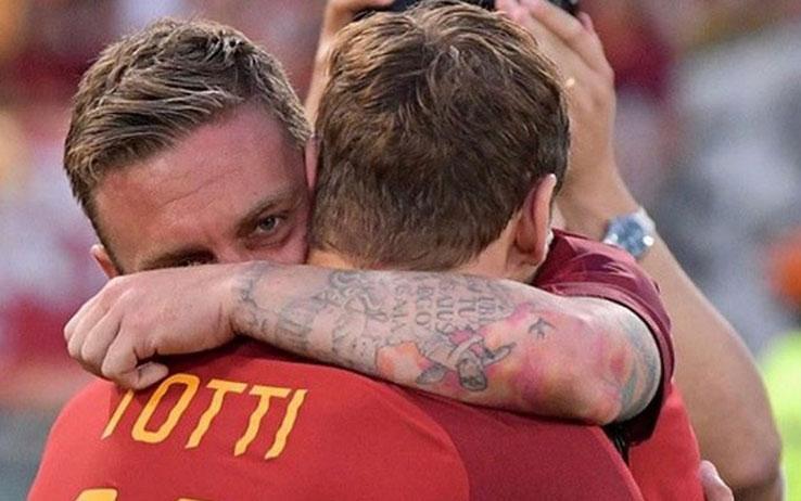 La Roma senza De Rossi