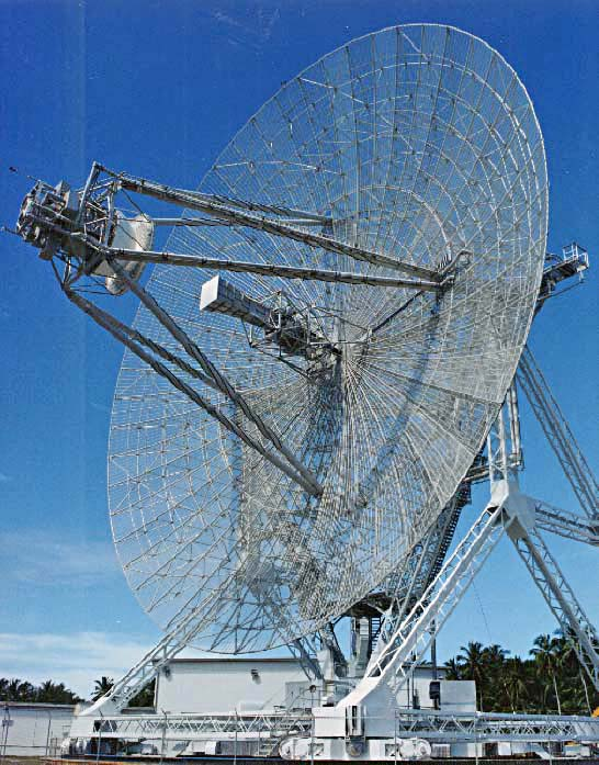 microwave radar antenna