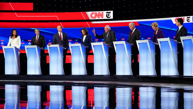 dibattito democratici