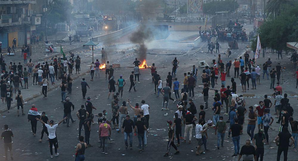 L'Iraq in rivolta