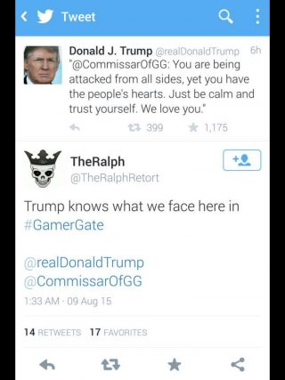 gamergate trump