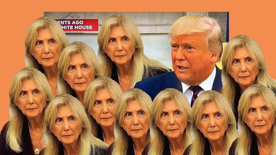 Trump Mattarella