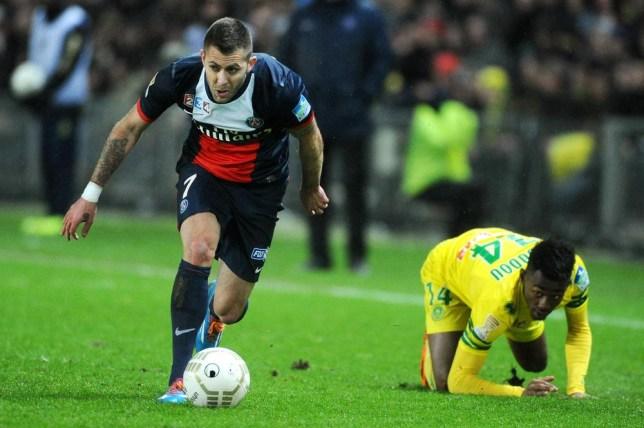 Jérémy Ménez Paris FC