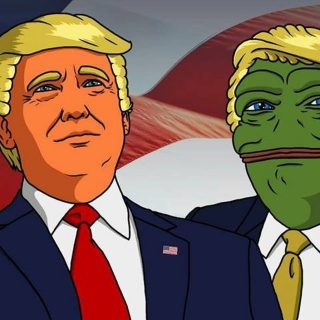 pepe the frog donald trump