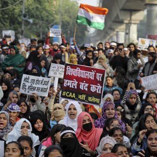 L'India in rivolta
