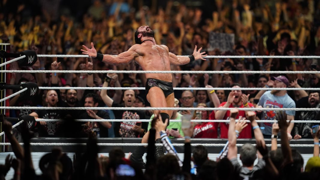 Royal Rumble Drew McIntyre