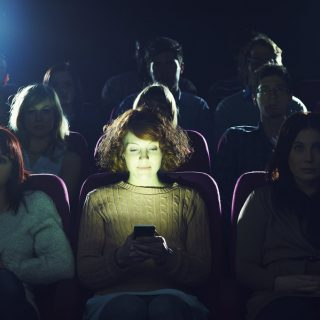 cinema su mobile