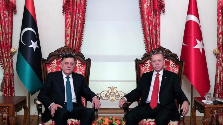 al-serraj erdogan