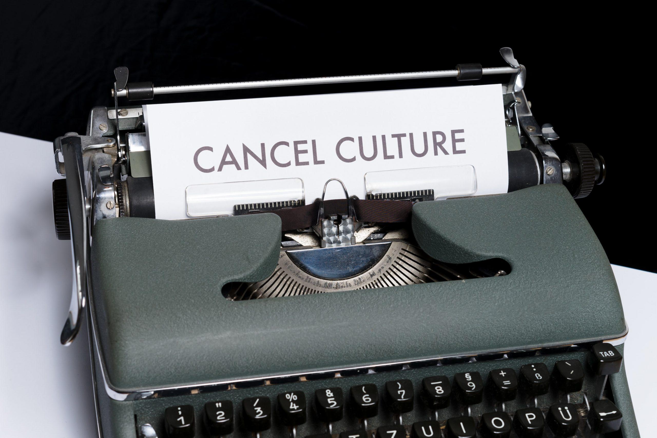 cancel culture - lettera dibattito libero